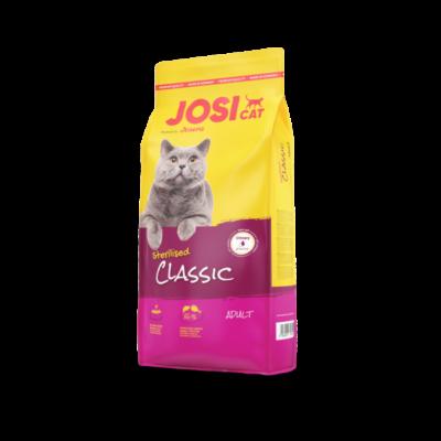 JosiCat Sterilised Classic 18kg