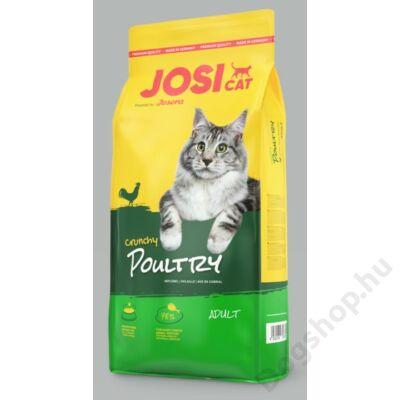 JosiCat Crunchy Poultry 7x650 g