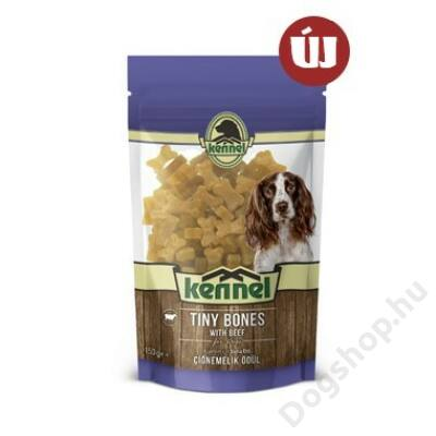 KENNEL CHEWY SNACKS for DOGS TINY BONES 150g