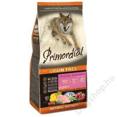 Primordial Grain Free Puppy Csirke és Tengeri Hal 2kg