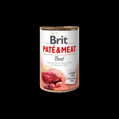 Brit Paté & Meat Beef 800 g