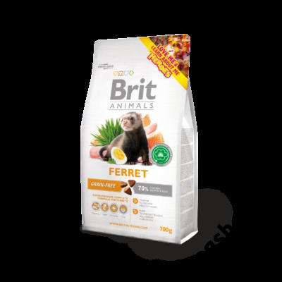 Brit Animals Menyét Eledel 700 G