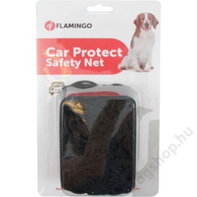 Flamingo autós biztonsági háló 110x80 cm