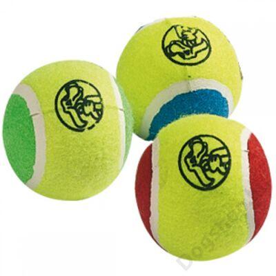 Flamingo játék teniszlabda mintás 6 cm