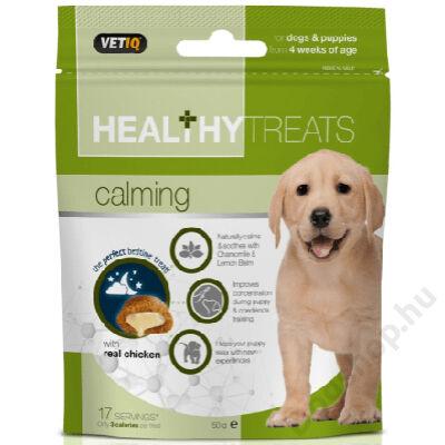 M&C VETIQ HEALTHY TREATS CALMING FOR DOGS 50G