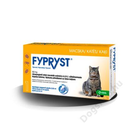 Fypryst kullancs bolha csepp macskának