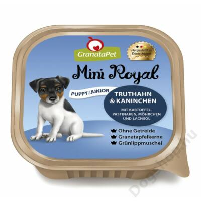 GranataPet Mini Royal Puppy/Junior 150g