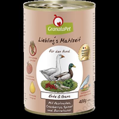 GranataPet Liebling´s Mahlzeit kacsa és liba 400 g