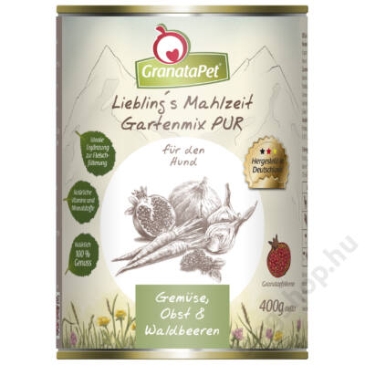 GranataPet Liebling´s Mahlzeit Kerti Mix 400 g