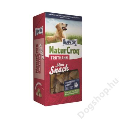 Happy Dog NATUR SNACK MINI PULYKA 350g