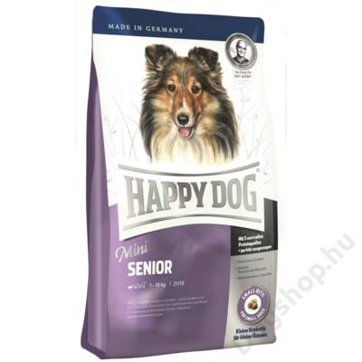 Happy Dog Supreme MINI SENIOR 4kg