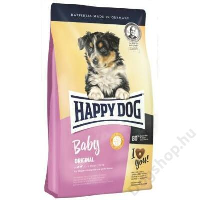 Happy Dog Supreme BABY ORIGINAL 10kg