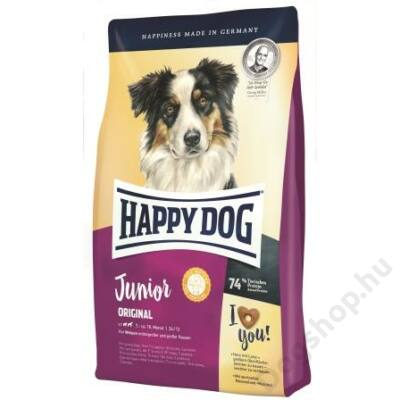 Happy Dog Supreme JUNIOR ORIGINAL 4kg