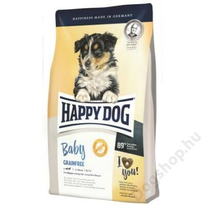 Happy Dog Supreme BABY GRAINFREE 10kg