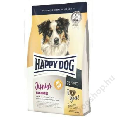 Happy Dog Supreme JUNIOR GRAINFREE 1kg
