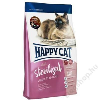 Happy Cat Supreme FIT&WELL ADULT STERILISED MARHA 1,4kg