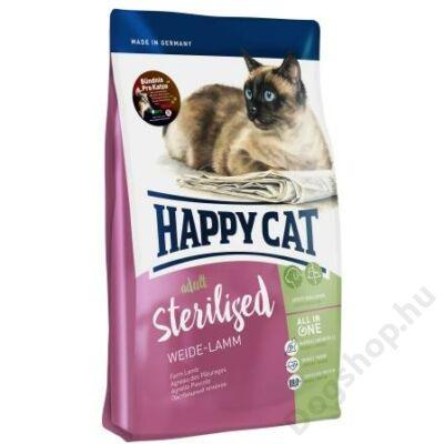 Happy Cat Supreme FIT&WELL ADULT STERILISED BÁRÁNY 10kg
