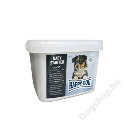 Happy Dog Supreme BABY STARTER 1,5kg