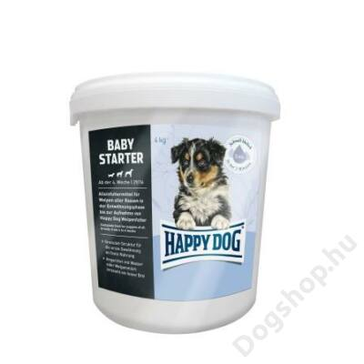 Happy Dog Supreme BABY STARTER 4kg