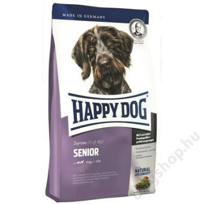 Happy Dog Supreme Fit & Well SENIOR 4kg