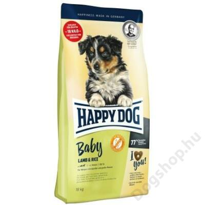 Happy Dog Profi BABY LAMM/REIS 18kg