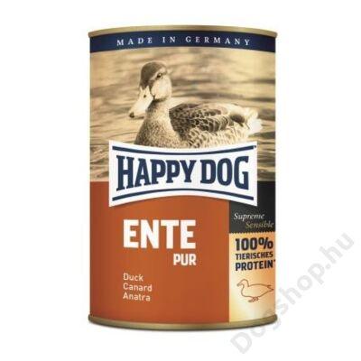 Happy Dog konzerv ENTE PUR (Kacsa) 12x400g