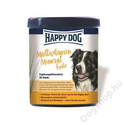 Happy Dog MULTIVITAMIN-MINERAL FORTE 400g