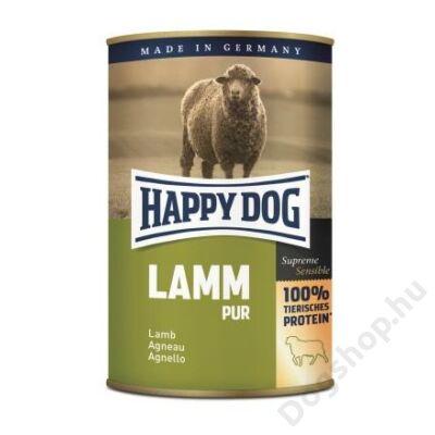 Happy Dog konzerv LAMM PUR (Bárány) 12x400g
