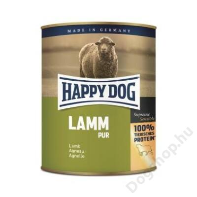 Happy Dog konzerv LAMM PUR (Bárány) 6x800g