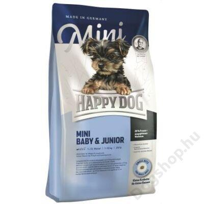 Happy Dog Supreme MINI BABY & JUNIOR 4kg