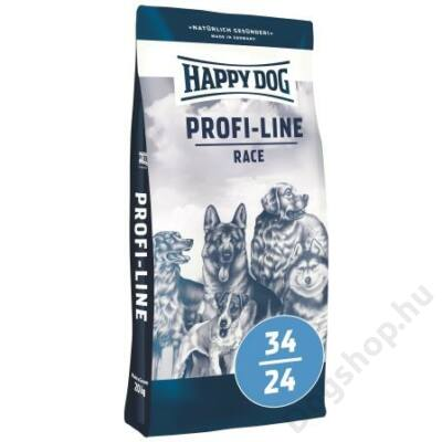 Happy Dog Profi-Krokette RACE 34/24 20kg