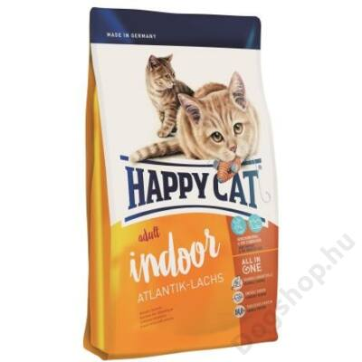 Happy Cat Supreme FIT&WELL ADULT INDOOR LAZAC 300g