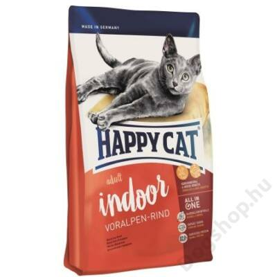 Happy Cat Supreme FIT&WELL ADULT INDOOR MARHA 300g