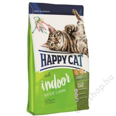 Happy Cat Supreme FIT&WELL ADULT INDOOR BÁRÁNY 300g