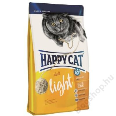 Happy Cat Supreme FIT&WELL LIGHT 4kg
