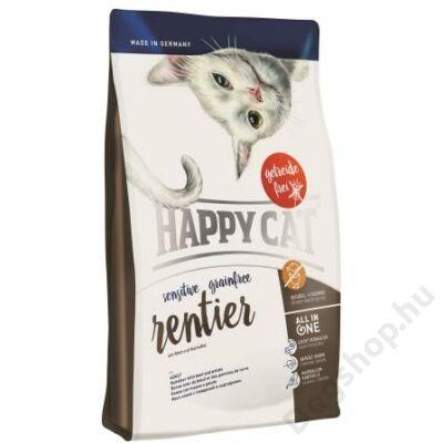 Happy Cat SENSITIVE GRAINFREE RÉNSZARVAS 1,4kg