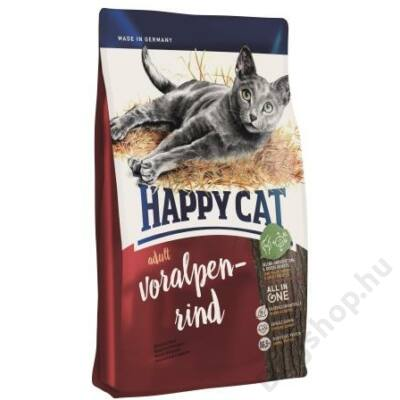 Happy Cat Supreme FIT&WELL ADULT MARHA 4kg