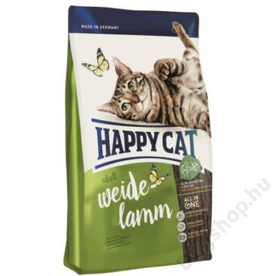 Happy Cat Supreme FIT&WELL ADULT BÁRÁNY 4kg