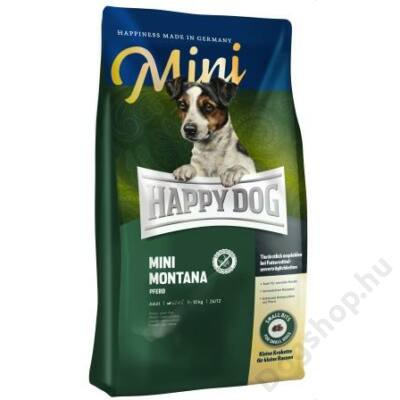 Happy Dog Supreme MINI MONTANA 300g