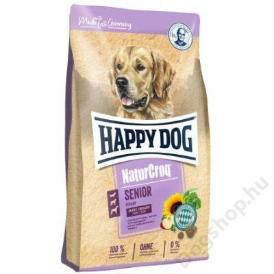 Happy Dog NATUR-CROQ SENIOR 4kg