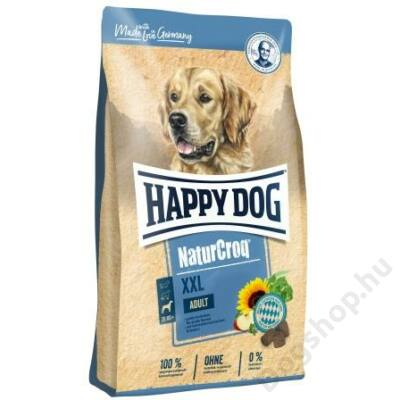 Happy Dog NATUR-CROQ XXL 15kg
