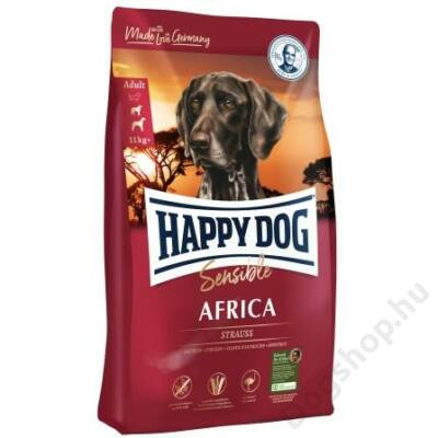 Happy Dog Supreme Sensible Afrika 4kg