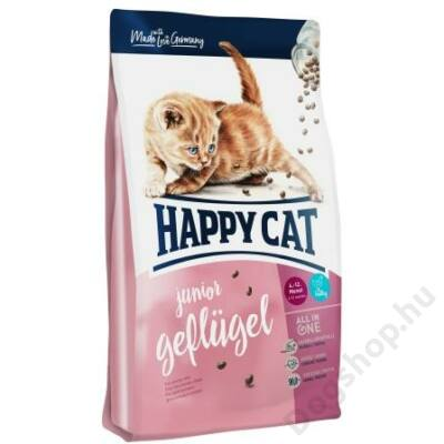 Happy Cat Supreme FIT&WELL JUNIOR BAROMFI 300g