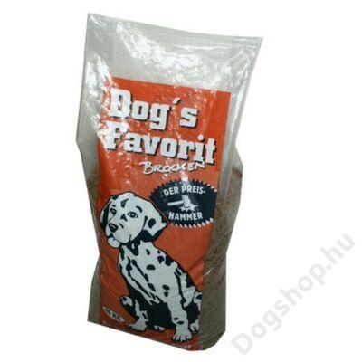 Happy Dog DOGS FAVORIT BROCKEN 15kg
