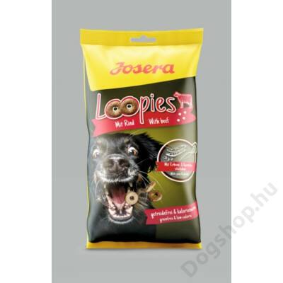 Loopies with beef 11 x 150g