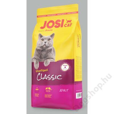 JosiCat Sterilised Classic 10kg