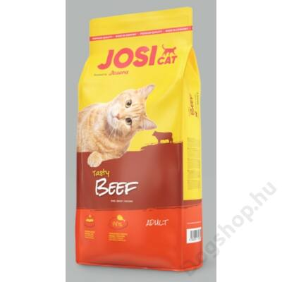 JosiCat Tasty Beef 10kg