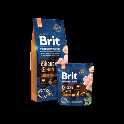 Brit Premium by Nature Small/Medium Senior 15Kg