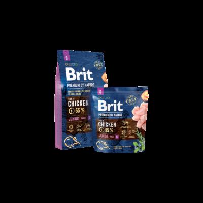 Brit Premium by Nature Small Junior 2db 8kg