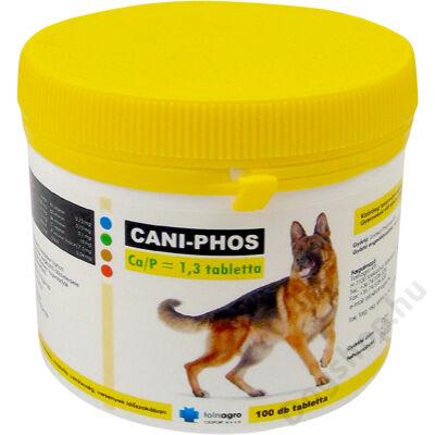 CANI-PHOS CA/P 1,3 TABL. 100X
